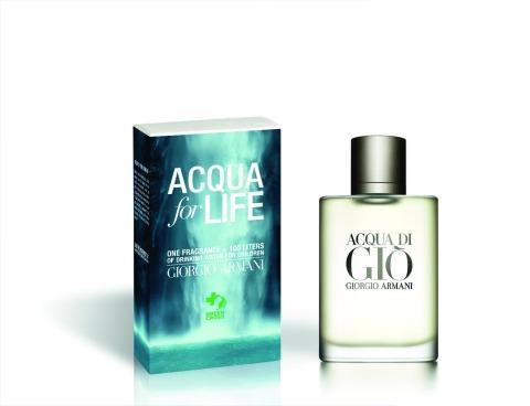 Acqua di Gio - Acqua for Life - Giorgio Armani