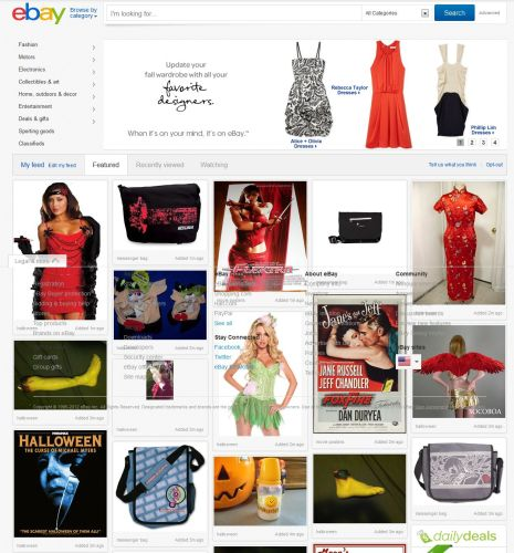 eBay - My Feed pinterest